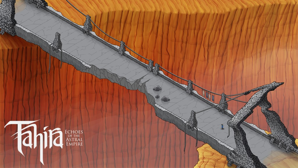 Tahira: Echoes of the Astral Empire - Bridge Crossing